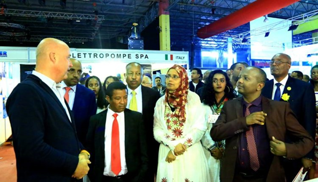 Ethio construction Exhibition