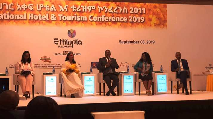 National Hotel and Tourism Conference Begins in Addis Ababa